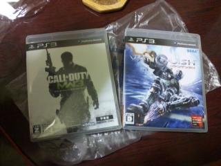 PS3ソフト買いました~