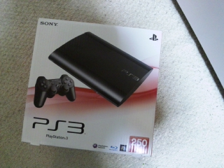 PS3買っちまったwww