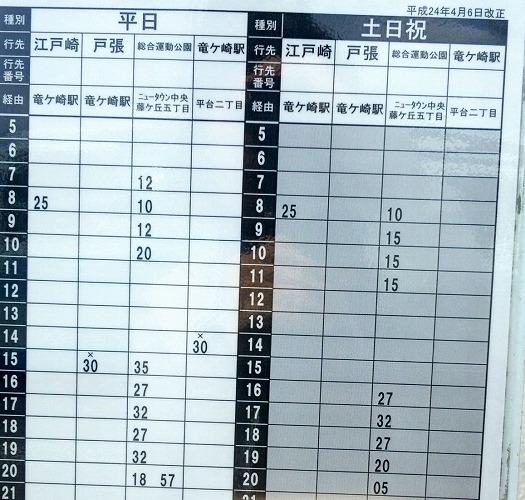 2012佐貫~総合運動公園