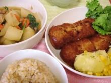 *ヒトリゴト日和*-2010/11/6 lunch