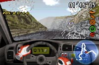 V-Rally3 ドライバー視点