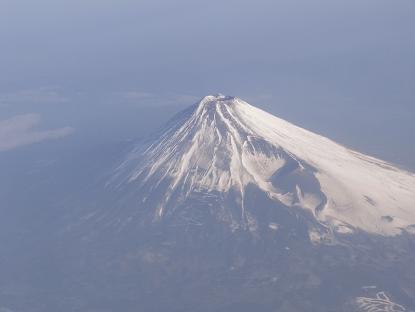徳島行富士山②