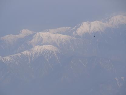 徳島行南アルプス赤石岳