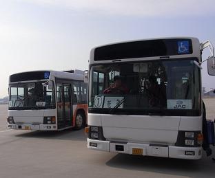 福岡空港 奄美バス
