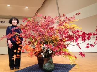 今市舞台花と恵子さん
