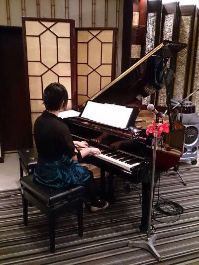 結婚式舞ピアノ