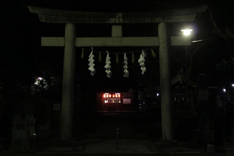 熊野神社初詣 1 130101