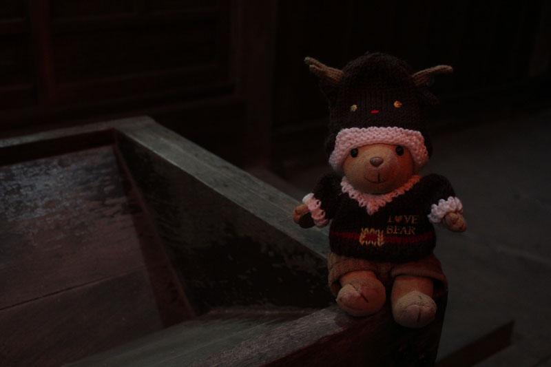 熊野神社初詣 3 130101
