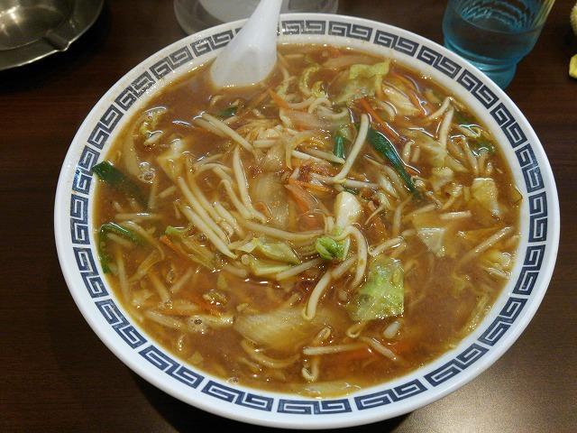 麺の館_味噌ラーメン01