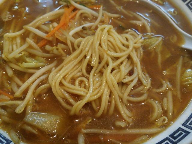 麺の館_味噌ラーメン03