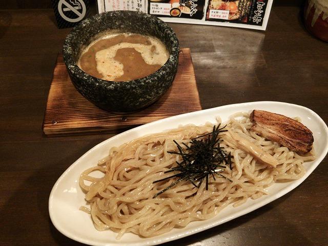 ぎんや(豊田)_つけ麺ストロング01