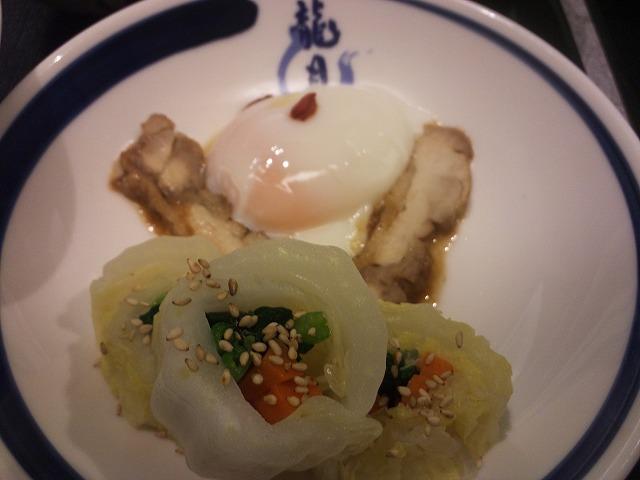龍月_赤味噌胡麻だれつけ麺_04