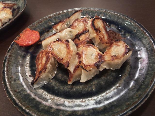 天神一番亭_チーズ餃子