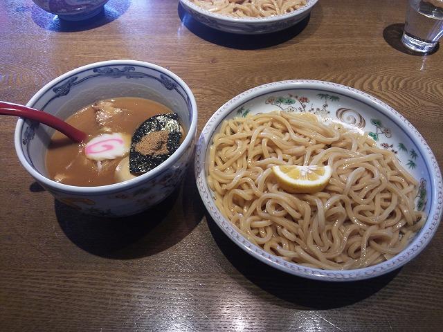 六三六_特製つけ麺02