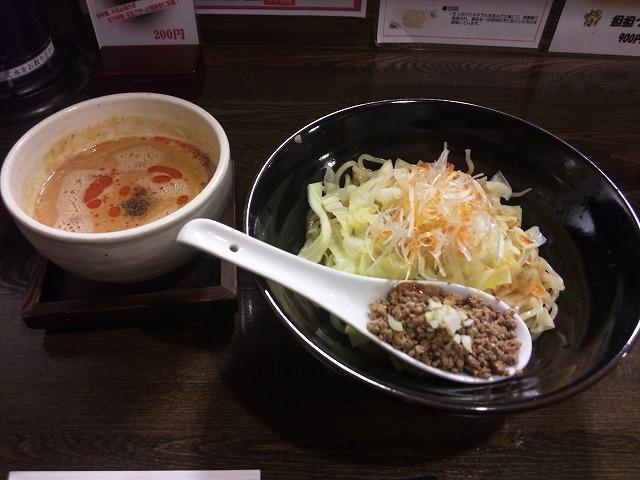 神田町 虎玄_坦坦つけ麺03