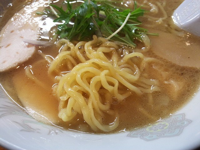 麺屋 空_鶏そば03