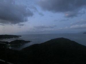 紀淡海峡夜明2