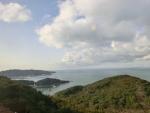 紀淡海峡 昼間