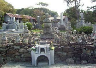 楊貴妃の墓 山口県