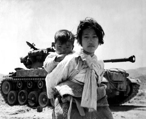 戦車と少女