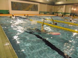 水泳教室10月03