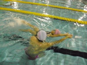 水泳教室10月02