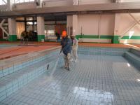プール清掃2
