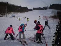スキー教室25始まり