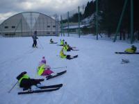 スキー教室25転び方