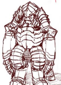 甲殻類型甲冑