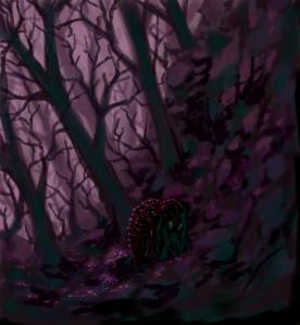 黒い森の住人