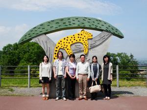 社内旅行_動物園