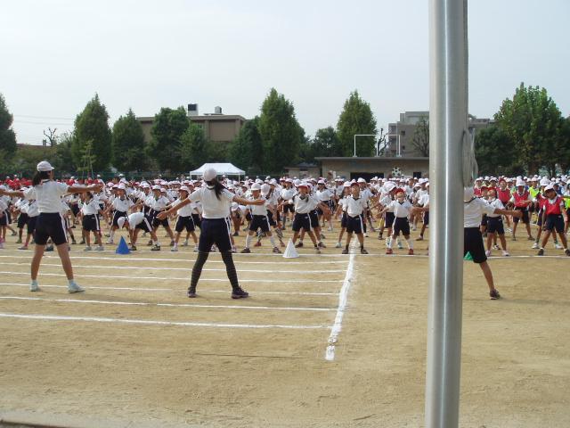12-09-29鳴北小運動会 001