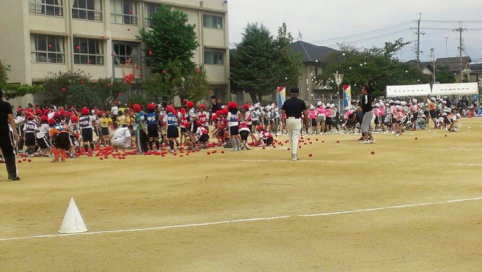 12-10-14鳴尾北運動会3