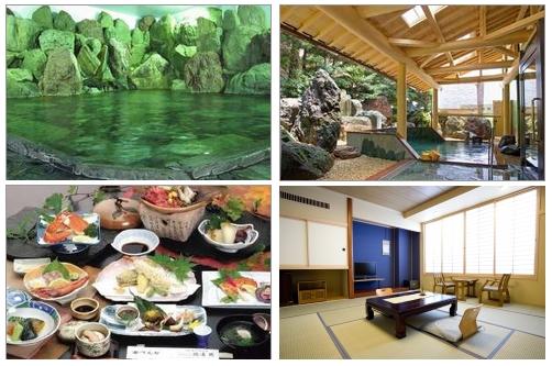【日帰り昼食】お手軽海の幸と温泉満喫♪お部屋食