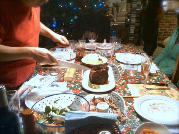 Christmas 2012 Feast
