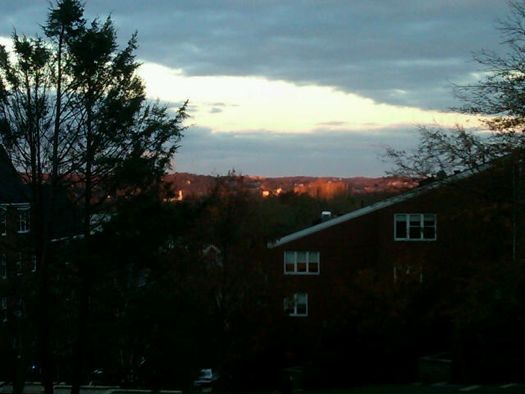 sky scenery