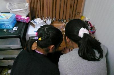 レジン教室1