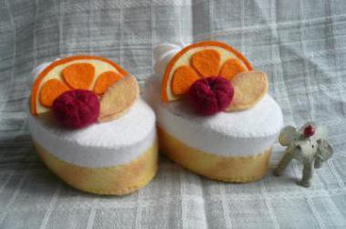 オレンジケーキ2