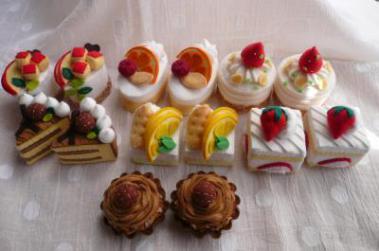 ケーキ集合4