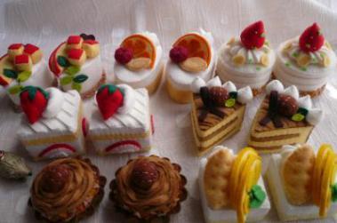 ケーキ集合3