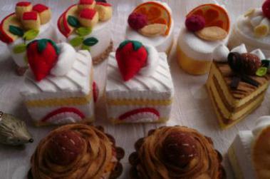 ケーキ集合2