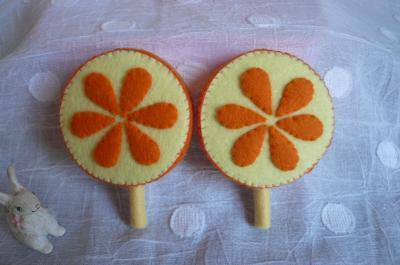 オレンジアイス1