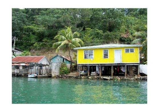 roatan house small
