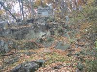 岩松院登山口