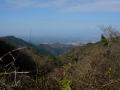 141122六甲山北側の眺望