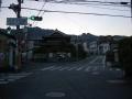141206大竹7丁目の小さな交差点