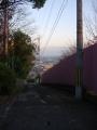 150124玉手山公園東口からの眺望