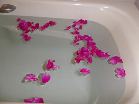 ルージュ花風呂