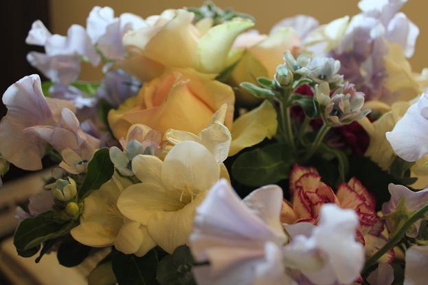 一眼でのお花は超綺麗